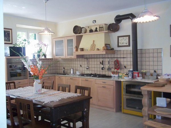 Photo of the kitchen Il Grappolo