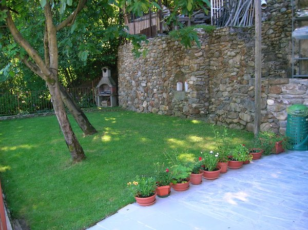 Foto del giardino Andalo Valtellino (Morbegno - Bassa Valle)