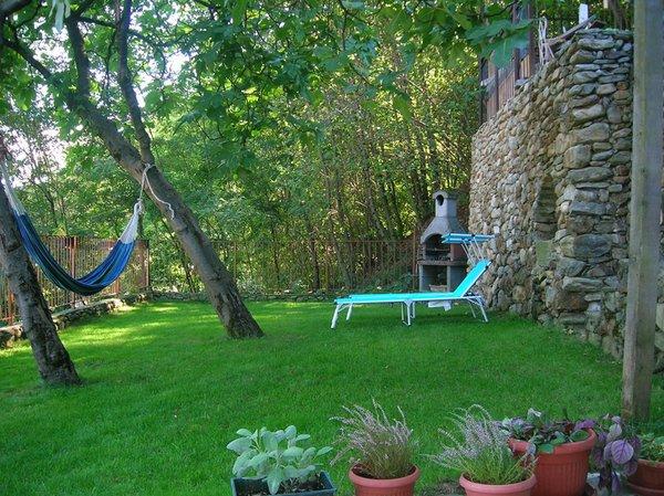 Foto vom Garten Andalo Valtellino (Morbegno - Bassa Valle)