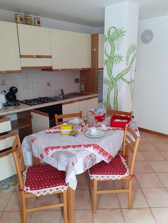 Foto della cucina Porta Rezza
