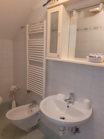 Foto del bagno Bed & Breakfast Porta Rezza