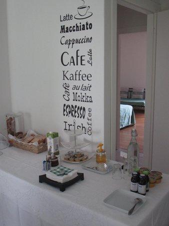 Das Frühstück Bed & Breakfast Al Ghiro