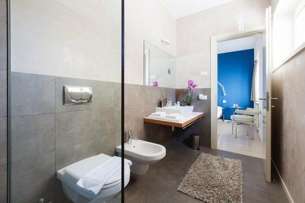 Foto del bagno Bed & Breakfast Al Ponte