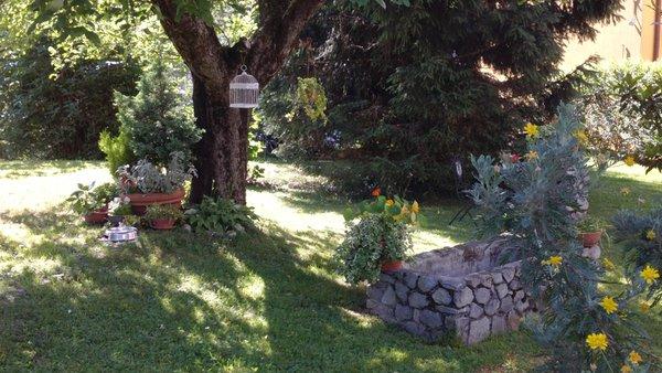 Foto del giardino Chiavenna