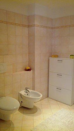 Foto del bagno Appartamento I Pioppi