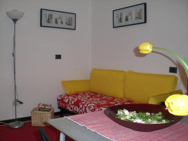 La zona giorno Rondinella - Bed & Breakfast