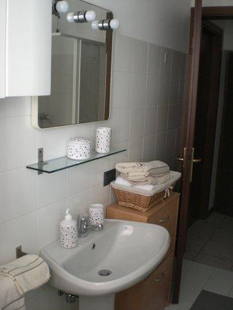 Foto del bagno Bed & Breakfast Rondinella