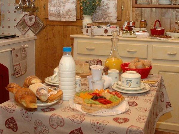 La colazione Cà Dla Pia - Appartamenti in agriturismo