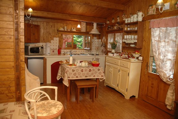 Foto della cucina Cà Dla Pia