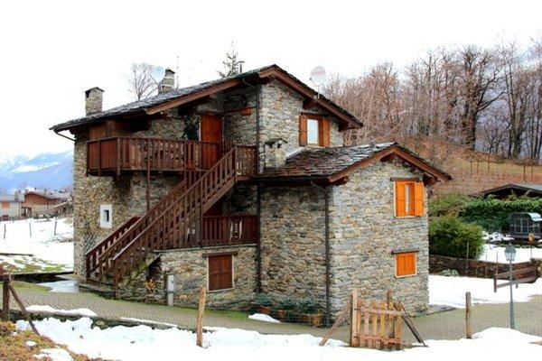 Foto invernale di presentazione Cà Dla Pia - Appartamenti in agriturismo