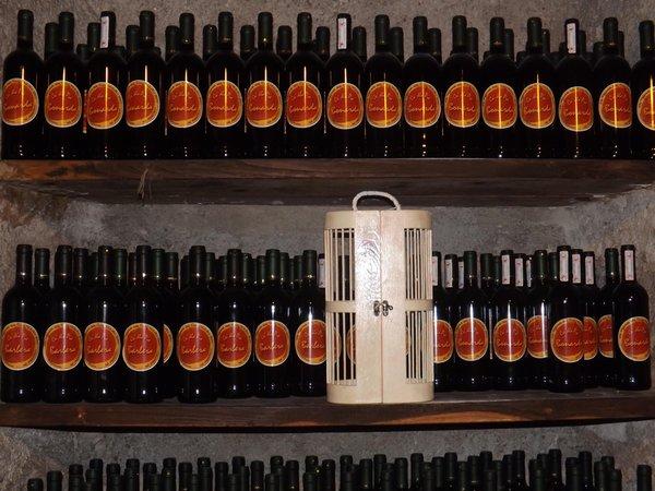 La cantina dei vini Cosio Valtellino (Morbegno - Bassa Valle) Cà Dla Pia