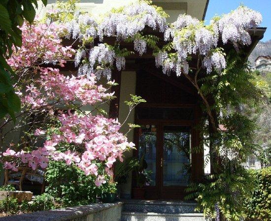 Foto estiva di presentazione Villa Verde - Bed & Breakfast