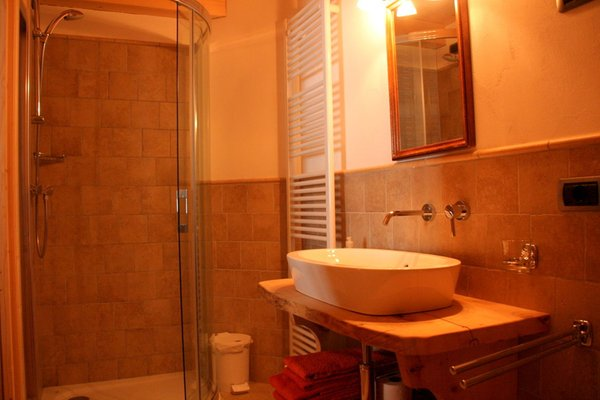 Photo of the bathroom Bed & Breakfast Campaciol