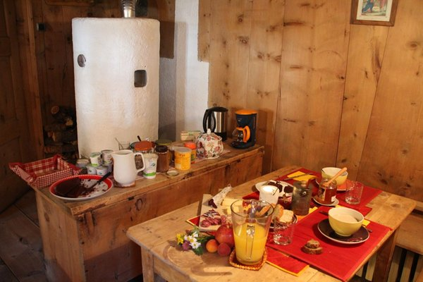 The breakfast Bed & Breakfast Campaciol