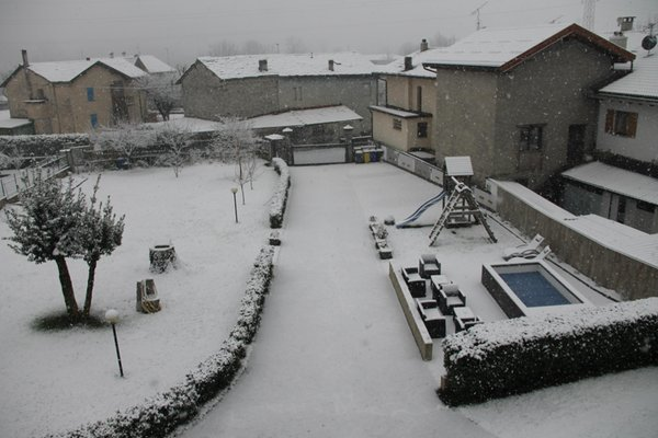 Foto del giardino Mese (Valchiavenna)