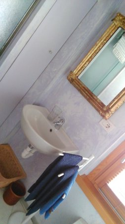 Photo of the bathroom Bed & Breakfast Via Paradiso