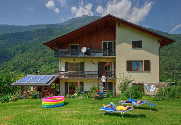 Foto estiva di presentazione Ca' Marchesi - Bed & Breakfast