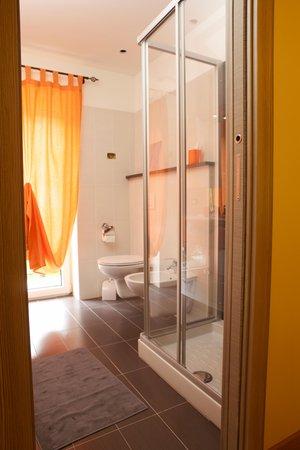 Foto del bagno Bed & Breakfast Da Ciglia