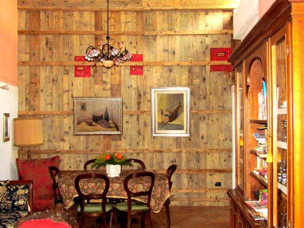 Der Wohnraum Casa Mia - Bed & Breakfast