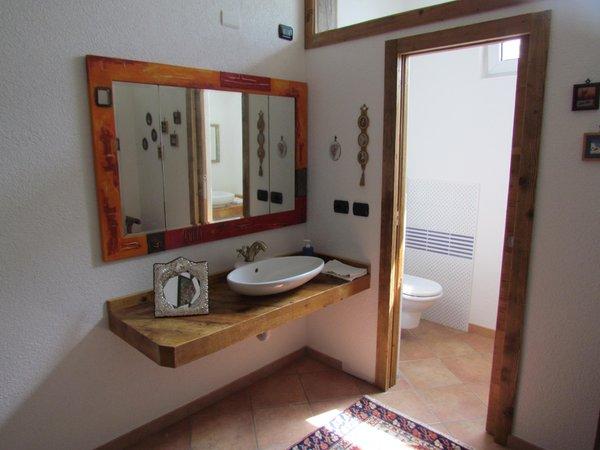 Foto del bagno Bed & Breakfast Casa Mia