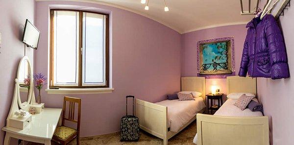 Foto della camera Bed & Breakfast Il Riccio