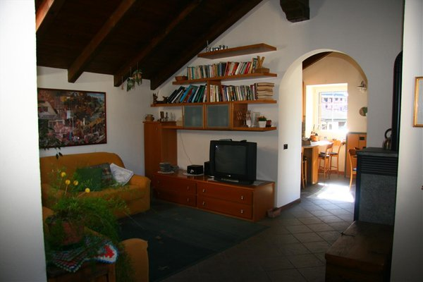 La zona giorno Movimento - Bed & Breakfast