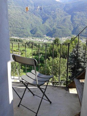 Foto del balcone Dalla Zia