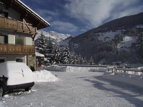 Foto invernale di presentazione Baita de Eliseo - Bed & Breakfast