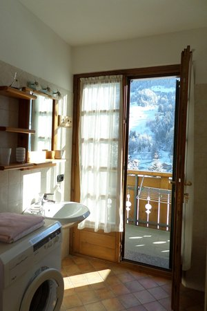 Foto del bagno Bed & Breakfast Baita de Eliseo