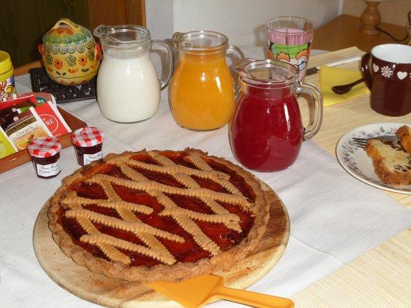 La colazione Baita de Eliseo - Bed & Breakfast
