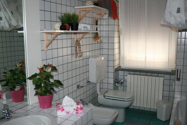 Foto del bagno Rooms & Breakfast Tirano