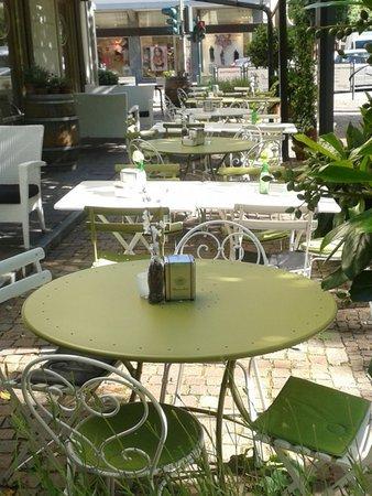 Foto del giardino Tirano