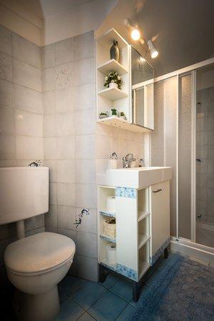 Foto del bagno Bed & Breakfast Ca' Merlo