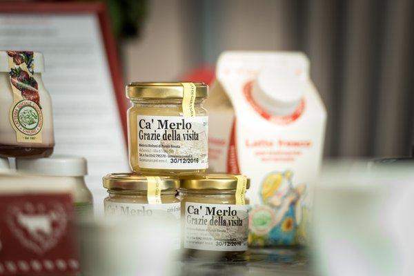 Ricette e proposte gourmet Ca' Merlo