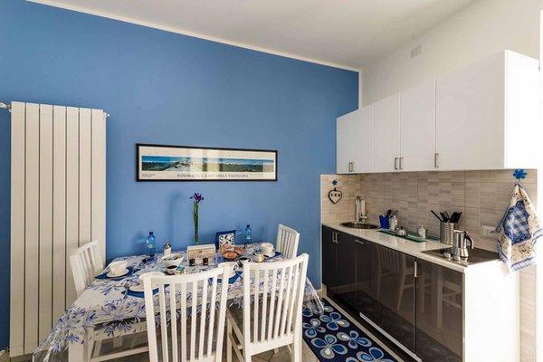 Foto della cucina Ca' Merlo