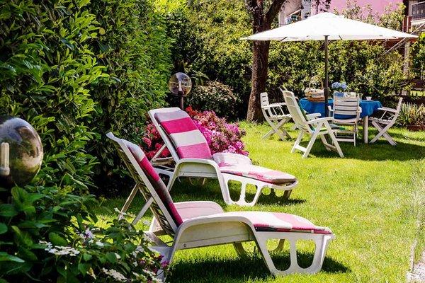 Foto del giardino Villa di Tirano