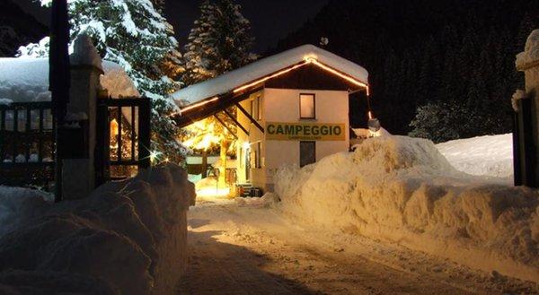 Winter Präsentationsbild Camping Campodolcino -