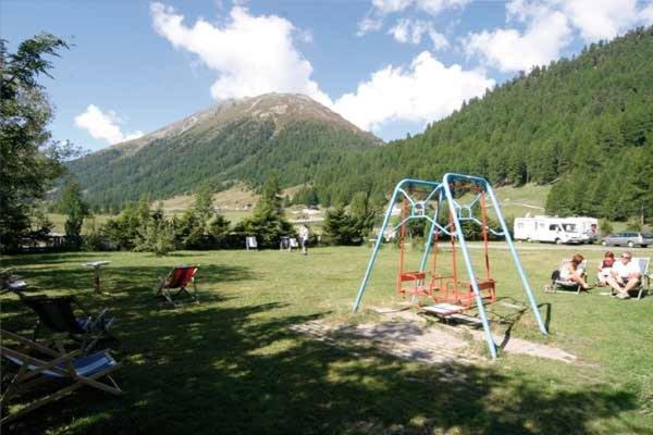 Photo of the garden Livigno