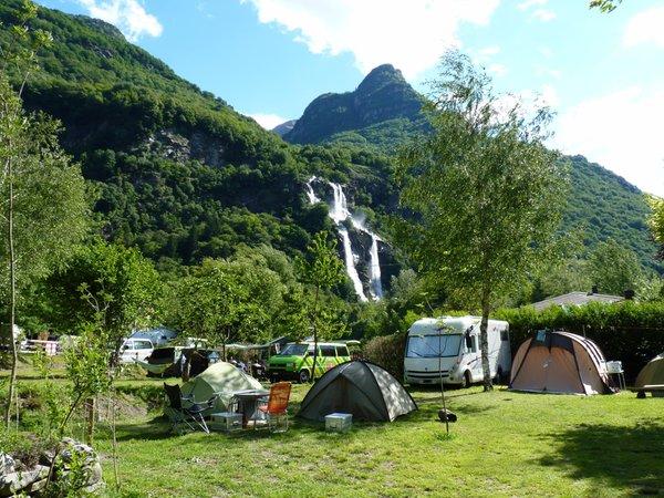 Foto di presentazione Acquafraggia - Campeggio