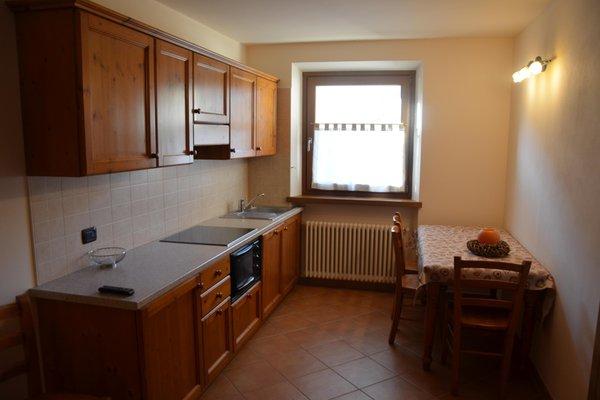 Foto della cucina Chalet Anna