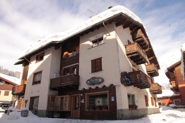 Foto invernale di presentazione La Nuvola - Appartamenti