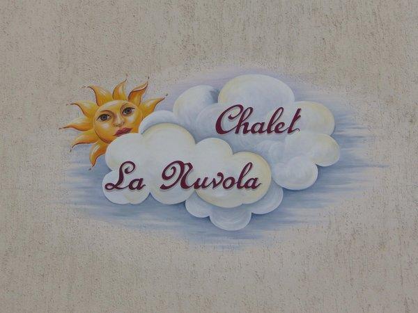 Foto di alcuni dettagli La Nuvola