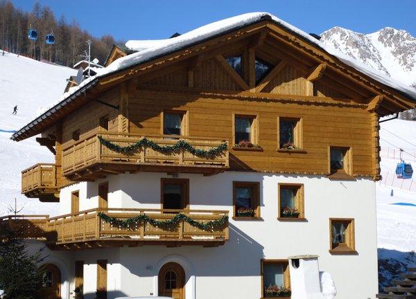 Winter presentation photo Apartment Chalet Resin