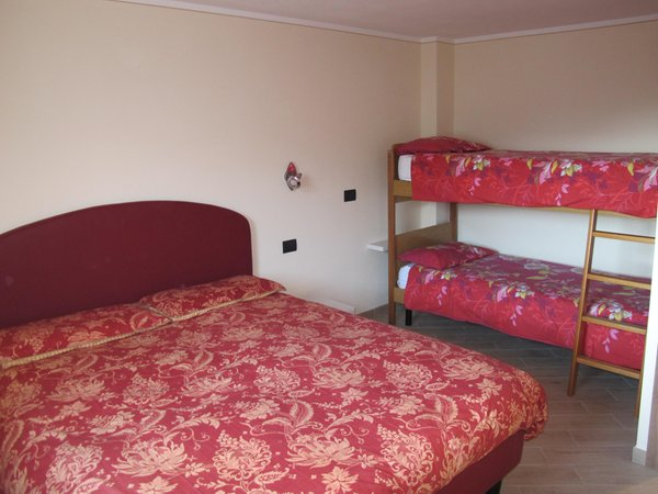 Foto vom Zimmer Ferienwohnungen Baita Nicoletta