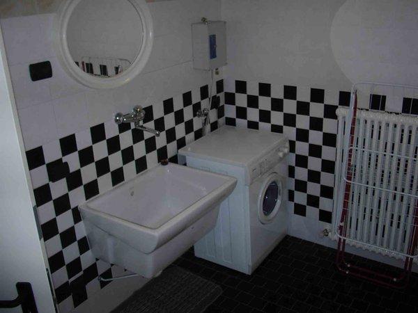 Foto del bagno Appartamento Chalet Claudia