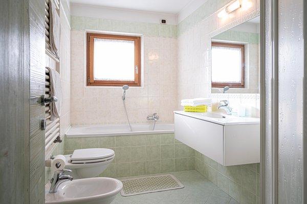 Photo of the bathroom Apartments Bait Giobbe