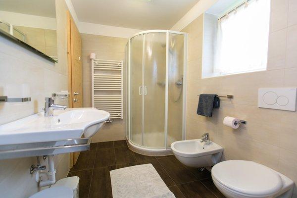 Foto del bagno Appartamenti Genziana