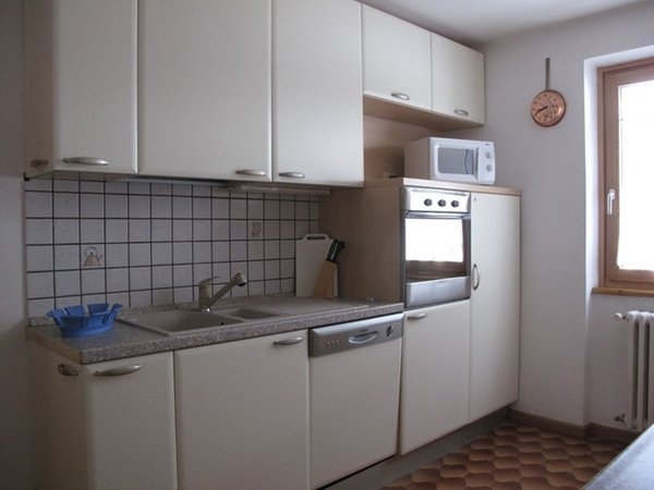 Foto della cucina Casa Teola