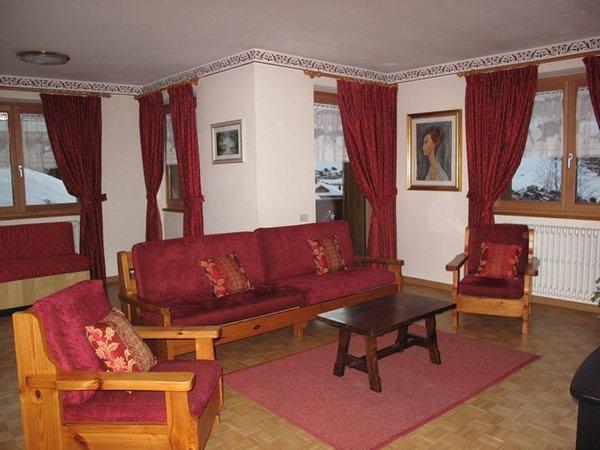 Il salotto Casa Teola - Appartamenti
