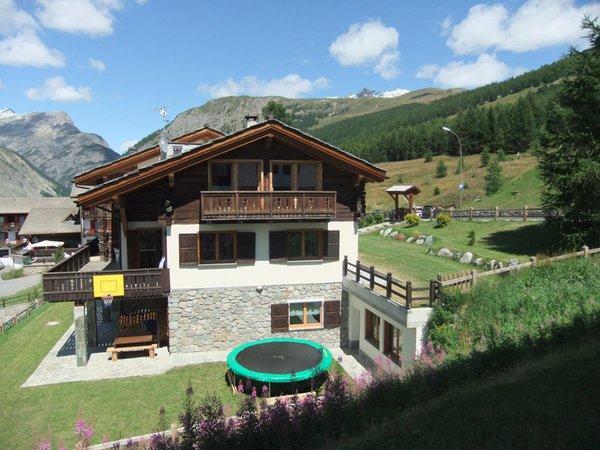 Foto estiva di presentazione Casa Teola - Appartamenti
